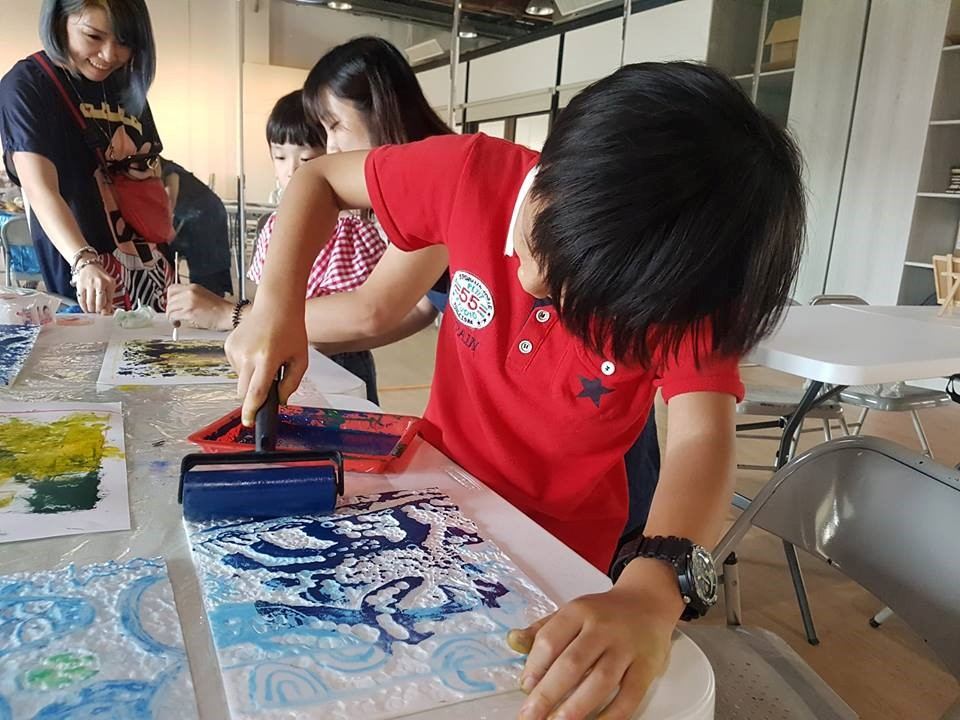 accton arts foundation activity